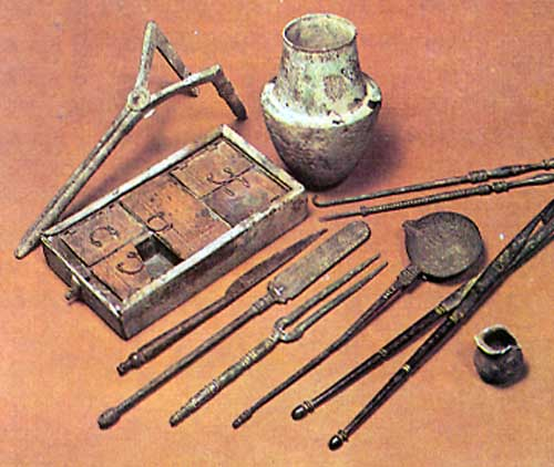Greek Medicinal Tools